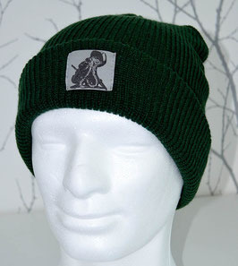 .Beanie Bottle Green.