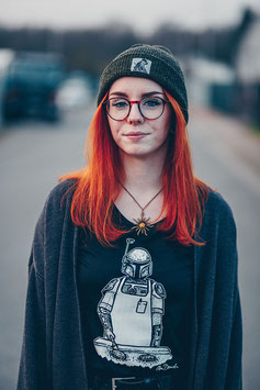 ".Frauen T-Shirt ""Boba's Burgers""."
