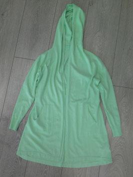 Strickjacke, Größe: one size, Farben: grün, türkise