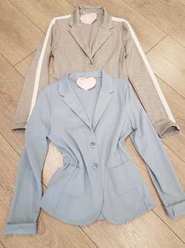 **NEU** Blazer in grau und hellblau in verschiedenen Größen: M, L, XL