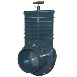 Valterra PVC Zugschieber Ø 160 mm