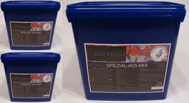 BENICI SPEZIAL-KOI-MIX 10Liter 6mm