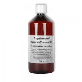Cyprinocur Wasserstoffperoxyd 3% 1000ml