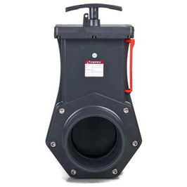 PVC Zugschieber von CEPEX Ø 110 mm PN 1,5 bar