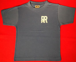 T-Shirt Jungs Royal Blau
