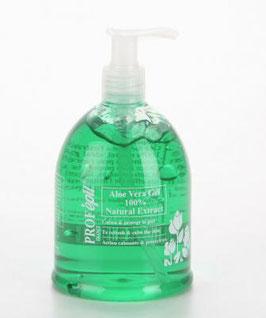 Gel post depilación - Aloe vera 500 ml