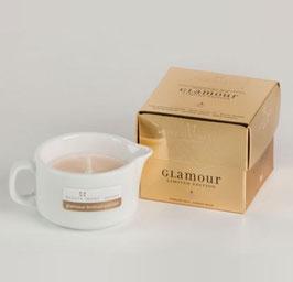 Velas aceite masaje Glamour - Argán & Oro