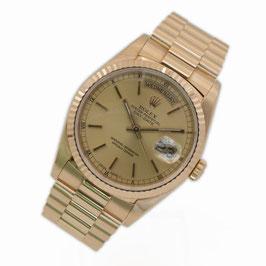 Rolex Daydate Herrenuhr 750 / 18K Gelbgold Ref.: 18238