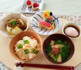 ≪3月は春野菜を楽しむアイデア和食≫