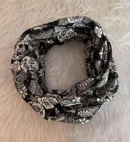 Loop Love Skulls Black