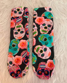 Socken Funky Skulls