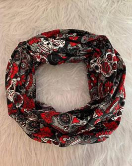 Loop Love Skulls Red