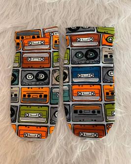 Sneakers Socken Kassetten