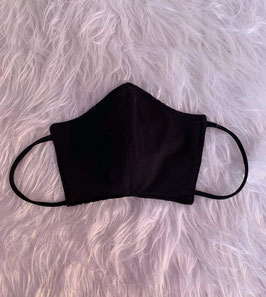 Maske Black
