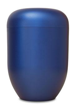 B1-4 Bio-Urne nachtblau