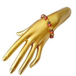 Armband Citrin-Jaspis