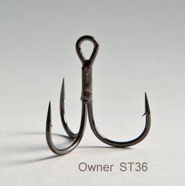 5Stk.  Owner Drillinge ST 36    3/0