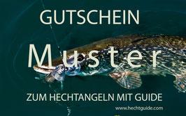 Erlebnisgutschein für:  Schleppfischen auf Hecht (Am Attersee)