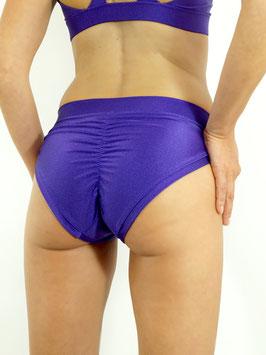 """Basic Hose """"Brazil Cut"""" Violett"""
