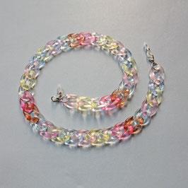 Kids Rainbow Chain Mask/Sunglass Holder
