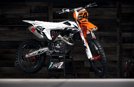 Dekor Factory KTM Ripple White Limited Edition