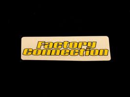Factory Aufkleber Team U.S.A. - FACTORY CONNECTION