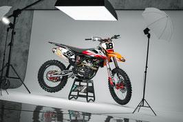 Dekor Factory KTM Burnout Limited Edition