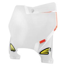 Cycra Startnummerntafel Stadium Plate KTM White SX / SXF 16-18