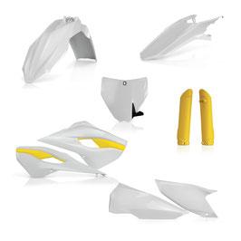 Acerbis Plastik Full Kit Husqvarna FC TC 14 - 15 und FE TE 14 - 16
