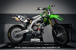 Dekor Kawasaki Monster Energy Cup 2019 Limited Edition