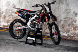 Dekor Factory Honda Leading Grey Limited Edition