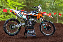 Dekor Factory KTM Pureness Limited Edition