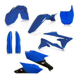 Acerbis Plastik Full Kit Yamaha YZF450 14 - 17 und YZF250 14 - 18