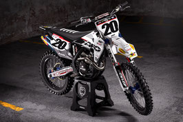 Dekor Factory Husqvarna Tickleback Limited Edition