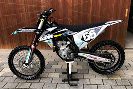 Dekor TLD KTM Washougal Edition Grey Team Kit 2020