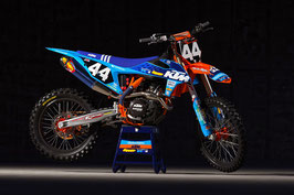 Dekor TLD KTM Washougal Edition Team Kit 2020