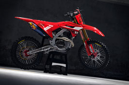 Dekor Factory Honda Endless Red Limited Edition