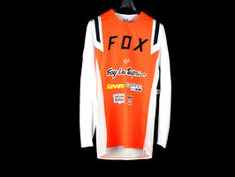 Fox Motocross-Jersey Flexair Orange
