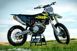 Dekor Factory KTM Ultimate Yellow Limited Edition