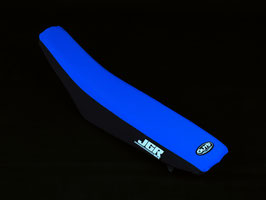 GUTS JGR Factory Sitzbankbezug Suzuki Blue Top - Black Sides