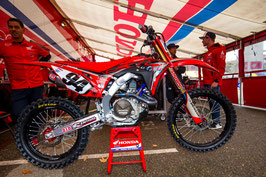 Dekor Ken Roczen Factory Honda Military 2019 Edition