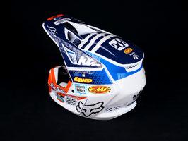 Fox Motocross-Helm TLD Factory KTM
