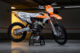 Dekor Factory KTM Instinct Grey Limited Edition