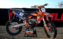 Dekor TLD Factory KTM 2020 Limited Edition