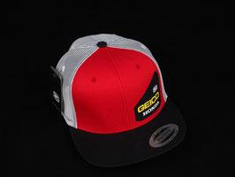 SNAPBACK CAP HONDA GEICO ROT/WEISS