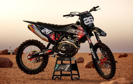 Dekor Factory KTM Nebula Fire Limited Edition