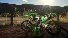 Dekor Kawasaki Monster Energy