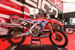 Dekor Geico Honda 2019 Red Bud Limited Edition