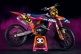 Dekor TLD Factory KTM Cosmic Jungle Limited Edition 2021