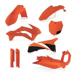 Acerbis Plastik Full Kit KTM SX SXF 13 - 14